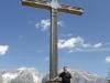 Der, der dem Gipfelkreuz vorstand...